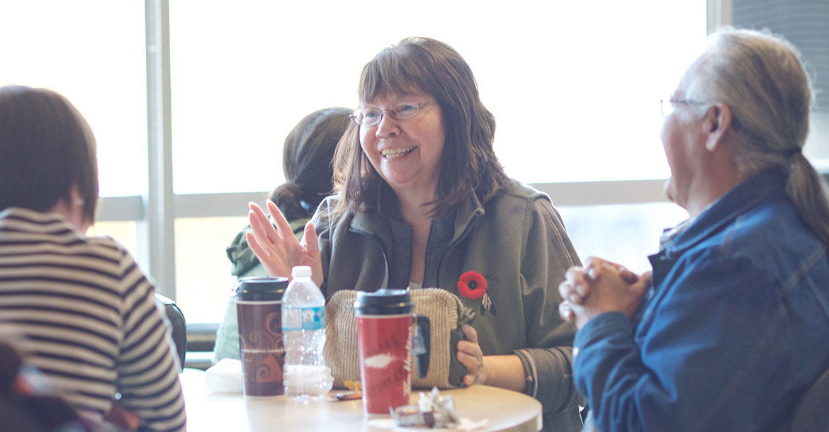 conversations, aboriginal centre, involvement, connection