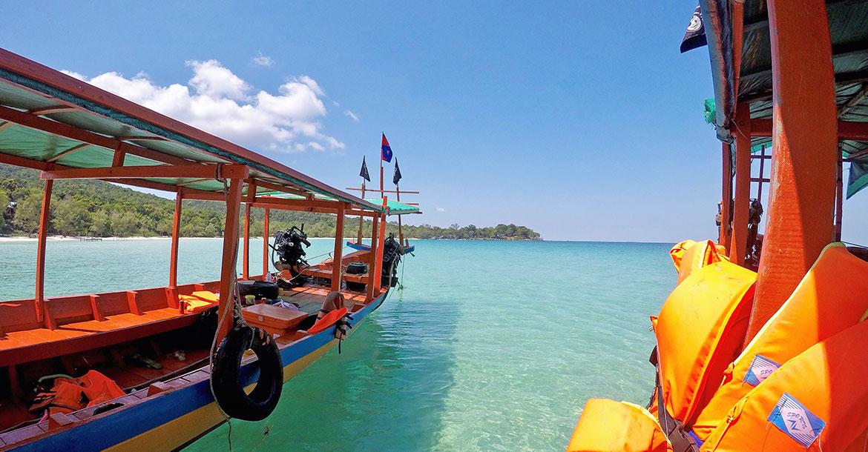 thailand, boats, ocean