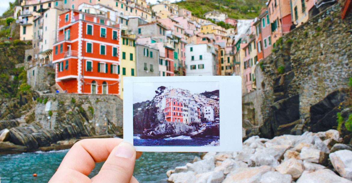 go global, italy, student photo
