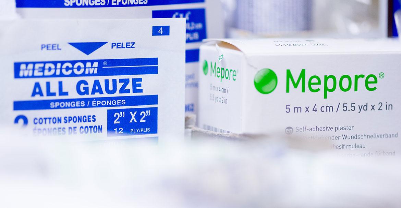 clinic supplies