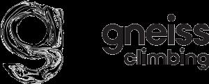 Gneiss climbing logo