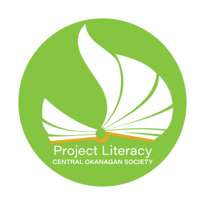 Project Literacy Central Okanagan Society Logo