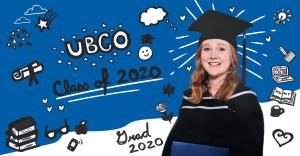 UBCO 2020 graduate Kimberly Billinton