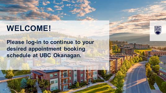 UBC Okanagan Welcome
