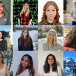 A collage of the 2021/22 Peer Mentors
